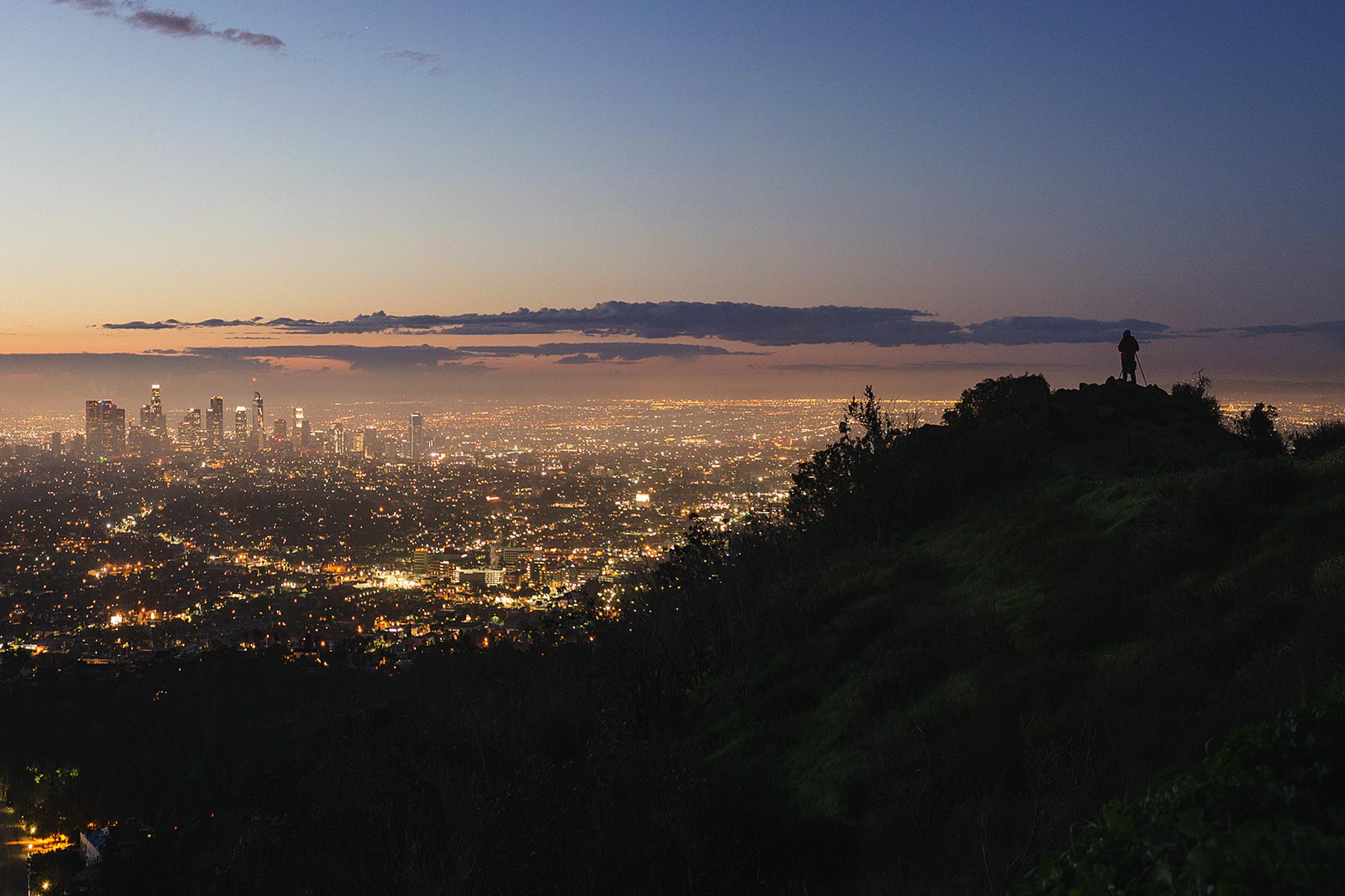 5 Best Night Hikes In Los Angeles Shoestring Adventures
